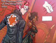 RWBY DC Comics 7 (Chapter 14) Adam and Sienna