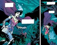 RWBY Justice League 6 (Chapter 11) Diana dive underwater searching for Starro