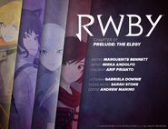 RWBY DC Comics 1 (Chapter 1) introduction cover