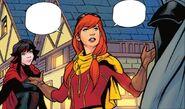 RWBY Justice League 3 (Chapter 5) Jesse explains about Huntsmen she encounter