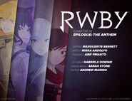 RWBY DC Comics 7 (Chapter 14) introduction cover