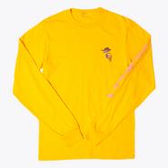 RWBY Neo Yellow Long Sleeve T-Shirt