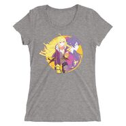 RWBY Moms Duos Yang and Raven Women's T-Shirt