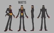 Watts' concept art