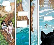 RWBY DC Comics 4 (Chapter 8) Kali told Blake a story