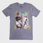 RWBY Jaune and Pyrrha Nouveau Shirt