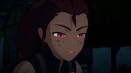 Ilia red eyes