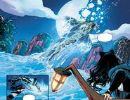 RWBY Justice League 1 (Chapter 2) Sea Monster ate Diana