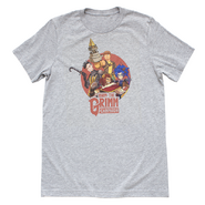 RWBY Grimm Campaign Team T-Shirt