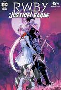 RWBY Justice League 2 Cover (Final Version)