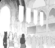 Chapter 14 (2018 manga) Beacon Auditorium