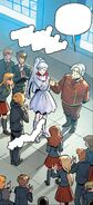 RWBY DC Comics 3 (Chapter 5) The students congrats Weiss' victory