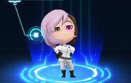 RWBY Crystal Match Neo Politan's Atlas miltary uniform
