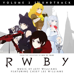 RWBY Volume 2 Soundtrack Cover.png