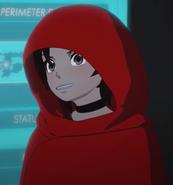 Hooded Ruby