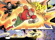 RWBY Justice League 7 (Chapter 13) Barry saves Jesse and his mother