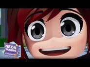 RWBY Chibi Returns on Neon Konbini!