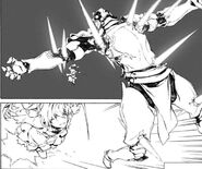 Manga 4 Giant Armor bounded by Weiss
