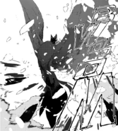 Chapter 5 (2018 manga) A Nevermore breaks away Weiss' attack