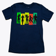 RWBY Ace Ops Silhouette T-Shirt