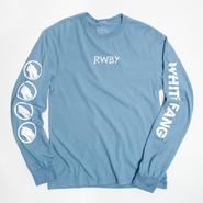 RWBY White Fang Emblems Long Sleeve T-Shirt