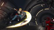 Grimm Eclipse Jaune's timeskip outfit DLC