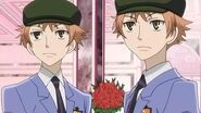 Ouran High School Host Club Which one is Hikaru English Dubbed