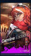 Carminerelease