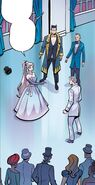 RWBY Justice League 2 (Chapter 3) Weiss tries to prove Bruce's innocent