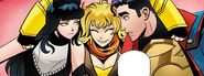 RWBY Justice League 2 (Chapter 4) Blake, Yang and Clark team up