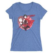 RWBY Moms Duos Ruby and Summer Women's T-Shirt