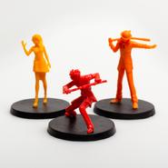 RWBY Combat Ready Villain Miniatures Expansion