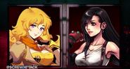 Yang VS Tifa DEATH BATTLE 01