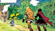 RWBY Justice League 1 (Chapter 1) Ruby and Yang visited their father and Zwei