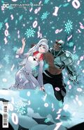 RWBY Justice League 5 variant cover Weiss and Victor