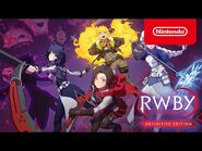RWBY- Grimm Eclipse - Definitive Edition - Announce Trailer - Nintendo Switch