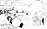 Chapter 6 (2018 manga), Oobleck teach the class about Faunus