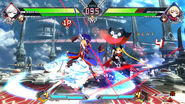 BBTAG character gameplay screenshot of Weiss Schnee 00002