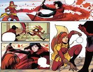 RWBY Justice League 3 (Chapter 5) Ruby catch up to the Speed Faunus
