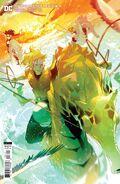 RWBY Justice League 6 variant cover Blake, Yang and Arthur