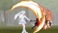 V1e6 weiss fire