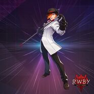 RWBY Amity Arena official design of Roman Torchwick