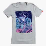 RWBY Grimm Street Fight Weiss Schnee T-Shirt