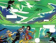 RWBY Justice League 4 (Chapter 8) Jessica creates an aircraft