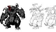 Ursa (bilibili mobile game, concept art)