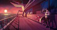 Vol4 blake on ship official artwork
