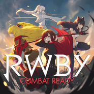 Rwby combat ready box art