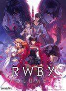 RWBY V5 Poster