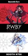 NYCC2k16 booth banner ruby weiss