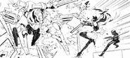 Manga 6, Spider Droid